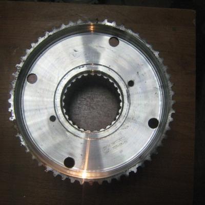 Шестерня корончатая бортового редуктора 57 шлицов 199112340021
