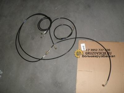 Шланг гидрозапора кабины (в сборе) (S) оригинал DZ9112821011-2