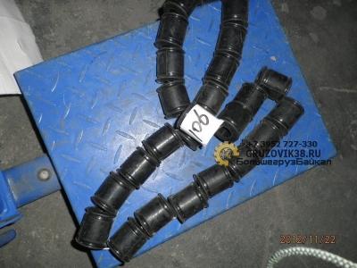Втулка амортизатора первой оси (комплект) 190003874001