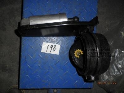 Тормоз горный в сборе 0010 WG9719180010