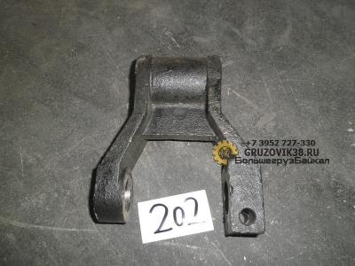 Проушина передней рессоры WG9100520034