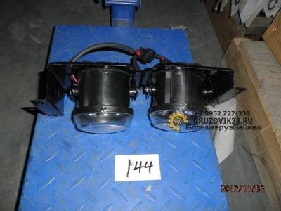 Фара противотуманная оригинал левая WG9719720005