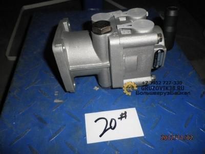 Кран главный тормозной( под педалью) 2006г WG9719360005-06