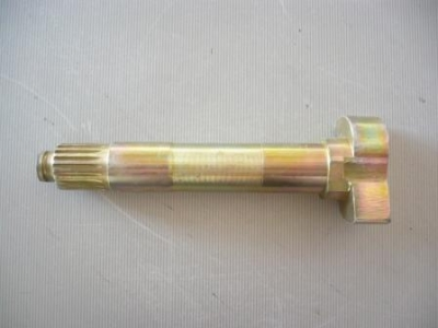 Вал кулачковый тормоз.передняя ось левый(S-обр) 199100440001
