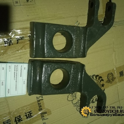 Кронштейн амортизатора основного нижний правый A7 WG9925520038