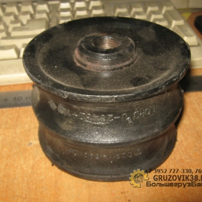 Подушка двигателя задняя (подушка КПП) (S) (SHAX-MAN) DZ9114590125