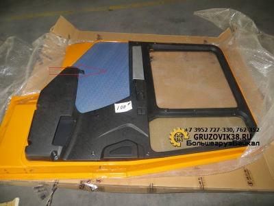 Дверь в сборе F 3000 (S) желтая левая 81.60745002