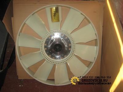 Вентилятор с гидромуфтой в сборе D12 (А7) VG1246060030