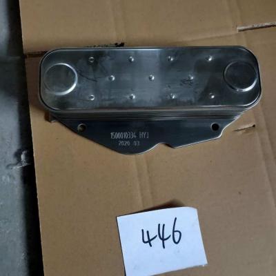 Теплообменник (радиатор масленный) WD 615  WP-10 (S) 61500010334