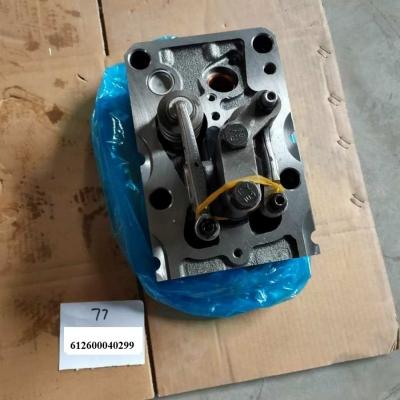 Головка блока цилиндров в сборе Е3 WР- 10 (S) (2 проточки) (фирм ББ) 612600040299