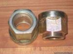 Гайка стремянки задней рессоры(новой круглой) WG9725520750