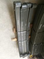 Лист передней рессоры коренной 6х4 18мм WG9725520072/1-18