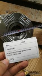 Фланец редуктора среднего моста задний 180/67/28/4
