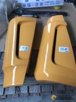 Дефлектор воздушный левый F3000 (S) DZ13241870011
