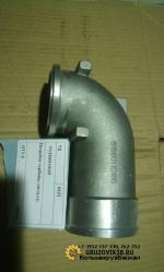 Патрубок турбины (металл) 0165 VG1560110165/61560110165