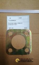 Пластина муфты ТНВД Е2 (комплект 6 шт) оригинал OR-VG1560080219