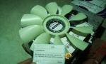 Вентилятор охлаждения ДВС (S) (Ф620мм 10 лопастей без кольца) 61500060131