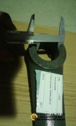Сошка рулевая  ZF8098 (d56-59 ) WG9725470298