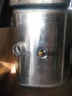 Бак топливный 350л (D-обр) с крепежом ZW9725550001s