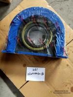 Опора подвесная кардана в сборе Ф80 F3000 (S) 2 отв. чиньян 26013314030-80