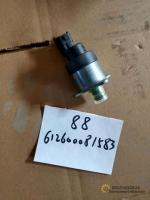 Датчик дозирующий топлива ТНВД Е-3 WP-10/WP-12 (S) оригинал 612600081583