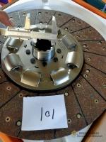 Диск сцепления 430 мм D-50.8  F3000 (S)  (фирм ББ) DZ1560160020