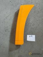 Крыло подножки (S) жёлтое левое 81.61510.5161y