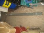 Лист передней рессоры подкоренной 6х4 16мм WG9725520072/2-16