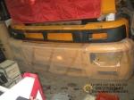 Бампер  литой стеклопласт (S) F2000 желтый DZ93189932010y