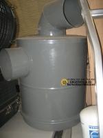 Корпус воздушного фильтра в сборе WG9719190001