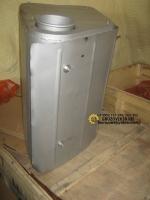 Глушитель квадратный(скошенный угол) F3000(S)Shacman оригинал DZ9112540884