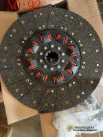 Диск сцепления 430 мм D-54.8 (S) WP-12 (336-400)внутр.рынок DZ9114160032