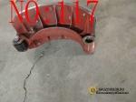 Колодка тормозная задняя в сборе F3000 (S) ВР DZ9112340060