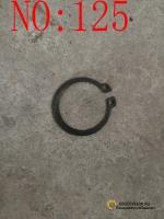 Кольцо стопорное на кулачковый вал тормоза F3000 (S) 06.29010.0127