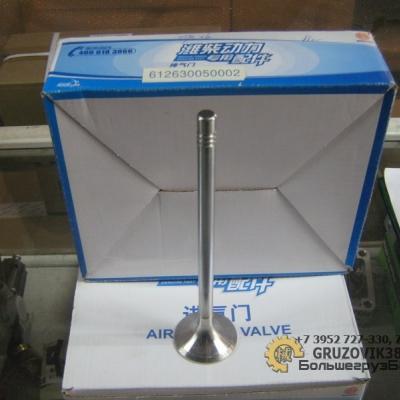 Клапан выпускной  WP-12 (S) 612630050002