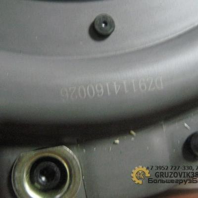Корзина сцепления 430мм (нажимная) (240-280) (S) DZ9114160026