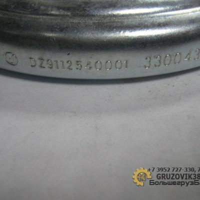 Хомут гофры глушителя DZ9112540001