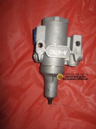 Клапан разгрузочный на  КПП A-4740