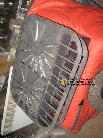 Корпус дополнительного  воздушного фильтра WG9725190150/001