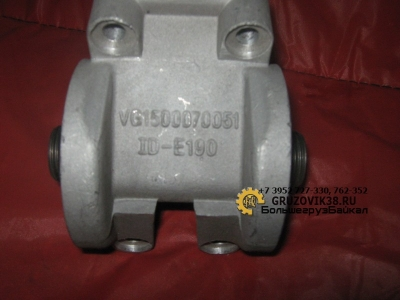 Крепление маслянного  фильтра VG1500070051