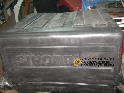 Крышка аккумуляторного ящика WG9100760002