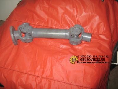 Вал карданный коробки отбора мощности, длина - 380 мм QDZ3320S-8604056B380