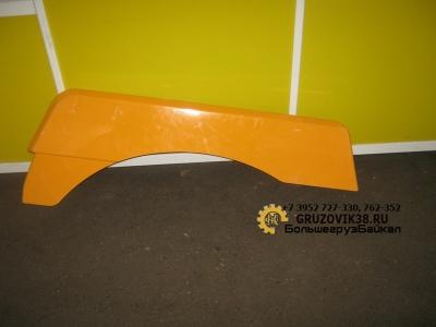 Крыло переднее левое (S) (F3000) DZ13241230411