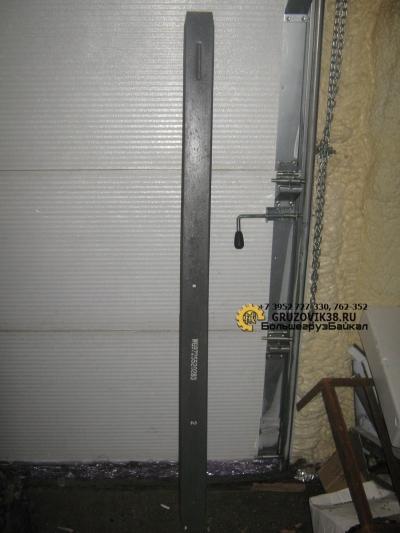 Лист задней рессоры подкоренной новая подвеска WG9725520283/002