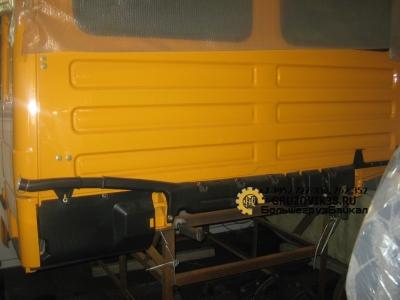 Кабина в сборе F3000 (S) желтая LZGCL2R40BX075158