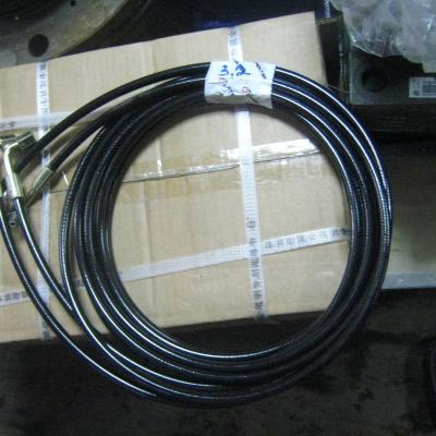 Шланг гидрозапора кабины 3230мм WG9719820007