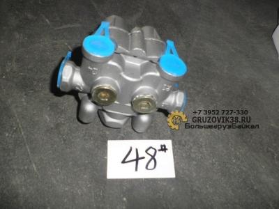 Клапан защитный четырехсекционный(S) AZ9100360067