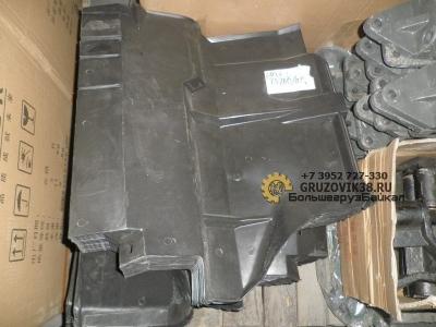 Брызговик передний левый пластмассовый (S) 81.61230.0067