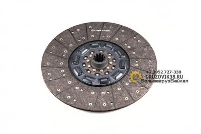 Диск сцепления 430  мм D-44.6 (S) КРЕАТЭК CK-DZ1560160014