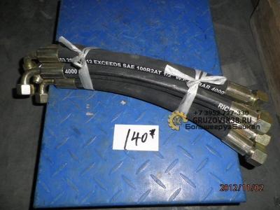 Шланг высокого давления подачи ГУР WG9100470107